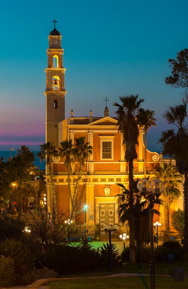 Catholic church in Joppa