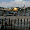 A different view of the Dome of the Rock