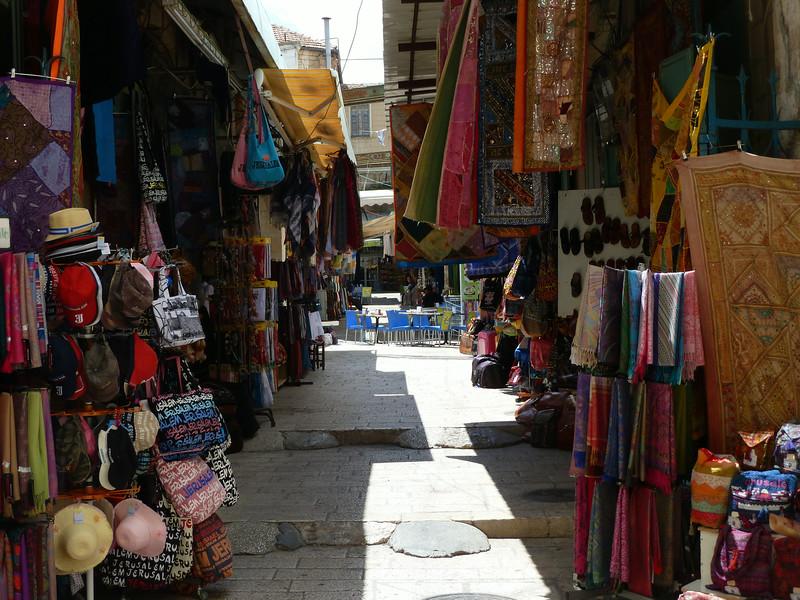 Street scenes (Old City)