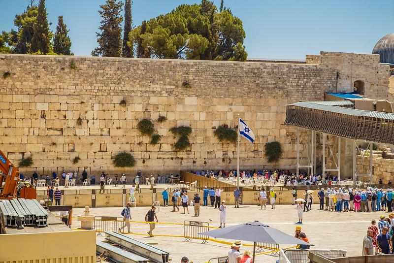 Western Wall (The Wailing Wall)