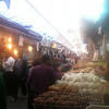 The locals market in Jerusalem