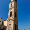 Old Jaffa clock tower