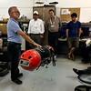 autonomous undersea drone