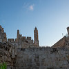 Tower of David bits.