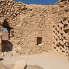Ruins at Masada - building used to raise doves