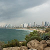 Tel Aviv from Joppa - where Jonah went to head west rather than go to Ninevah and where Peter was when he had the vision of the unclean foods declared clean.
