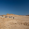 Summit of Masada - area used for growing food