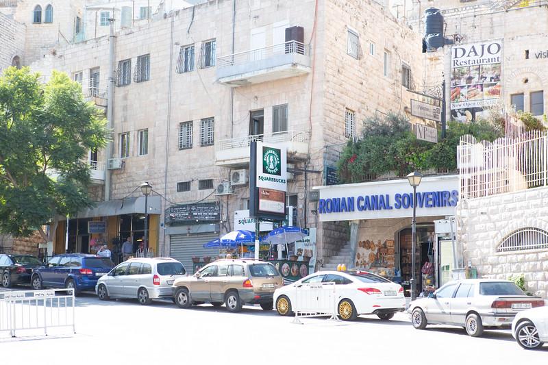 Squarebucks in Bethlehem