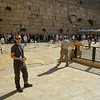 Seth at the Western Wall