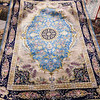 Beautiful Persian rug at a store in Bethlehem (the picture does not do it justice).