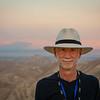 Dan at Wadi Qelt in the Judean wilderness between Jerusalem and the Jordan river