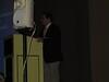 Me presenting at IOA.  Photo courtesy of Michael Klein