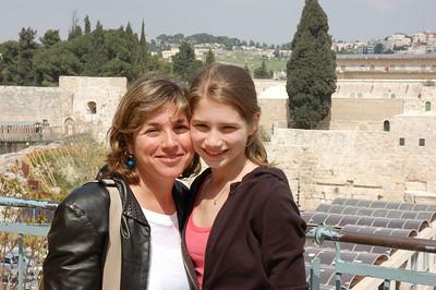 Israel, Pesach 2007