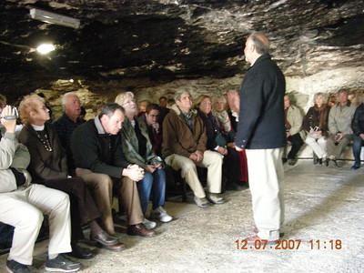 Israel Tour Dec2007 Day 7: Bethlehem, Bethany (Lazarus' tomb)
