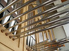 The BYU Jerusalem Center has a fantastic pipe organ.