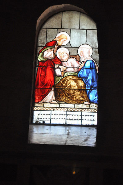 Joseph on his dying bed, St Joseph's Church
