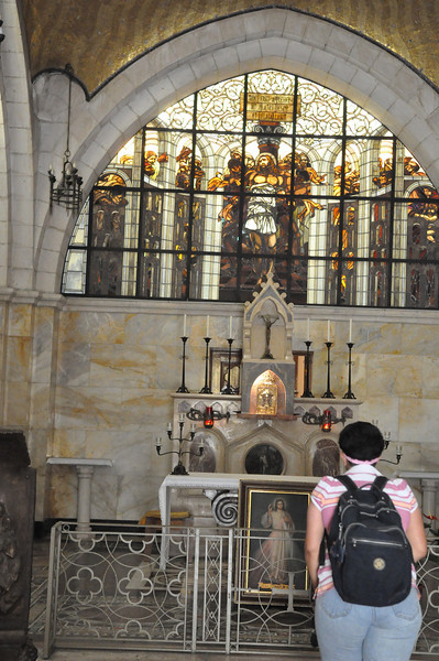 The Church of the Flagellation, Old City Jerusalem