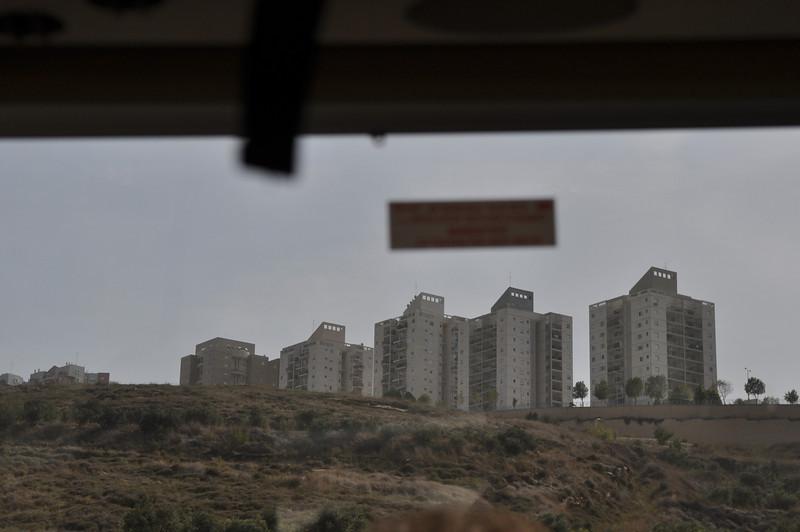 Jewish housing in new Nazareth