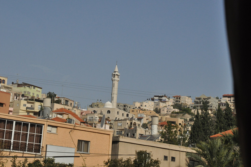 Affluent Muslim Houses with Mosques near by
