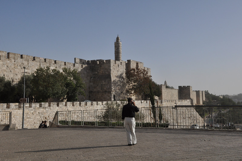 Tower of David, old city Jerusalem