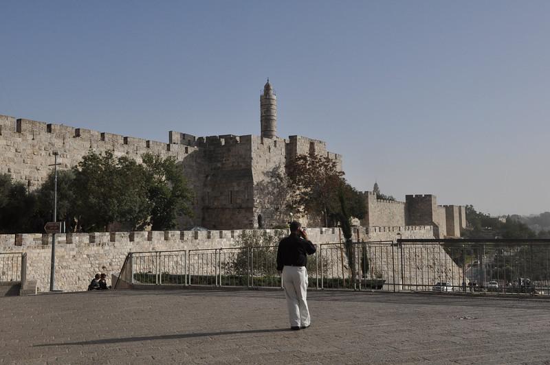 Tower of David, old city Jerusalem