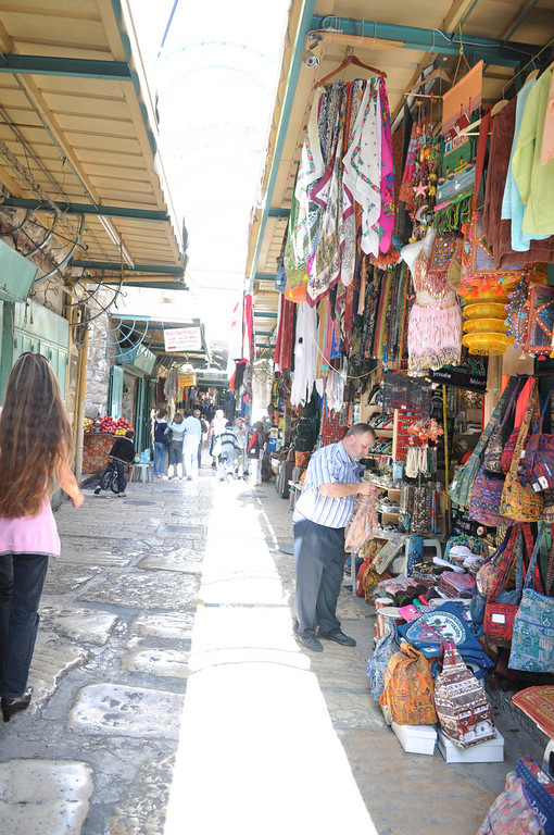 Street Vendor Old City, Jerusalem