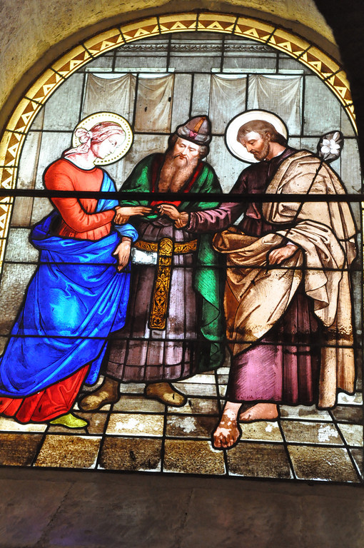 Marriage of Mary and Joseph, St Joseph's Church