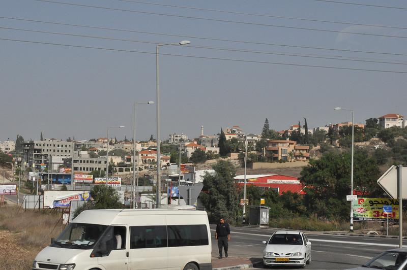 Muslim Israelite Houses.... Affluent