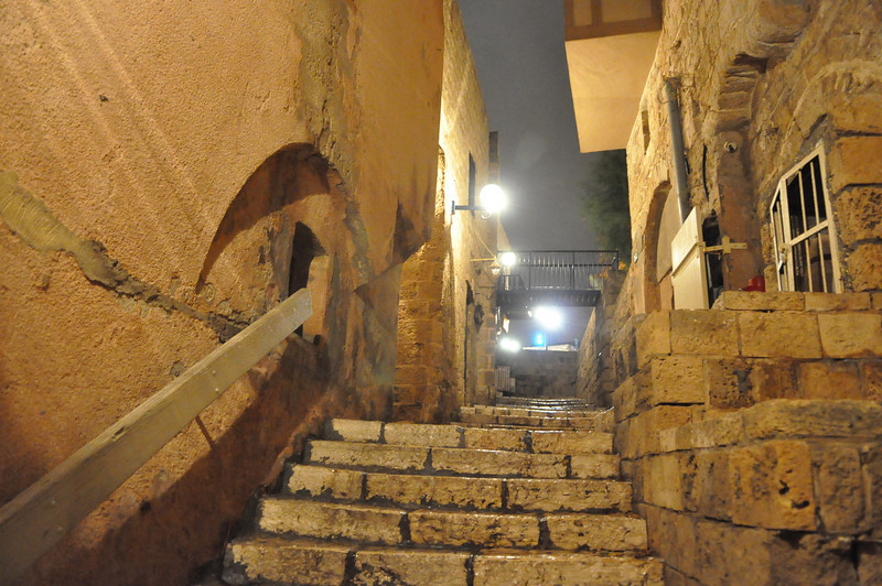 Old City Jaffa