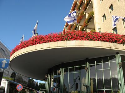 Day 5 Sept 22 - Leaving Jerusalem, doing Caesarea, IWC Israel, Akko, Tiberius