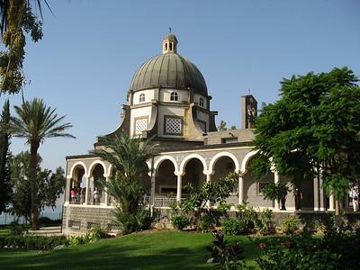 Day 6 - Sea of Gallilee, Jesue Boast, Capernaum, Church of the Annunciation