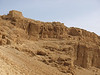 Masada -- compound viewed from below