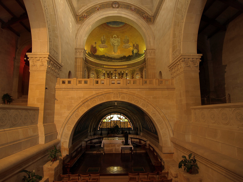 Interior, Church of the Transfiguration