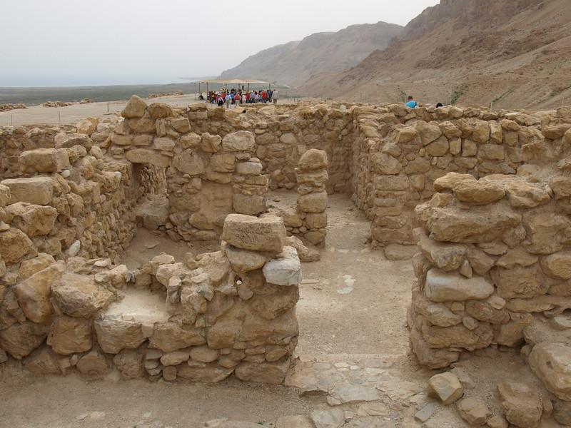 Ancient settlement of Qumran