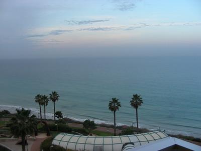 Israel tour Dec2007 Day 1: Mediterranean coastline cities