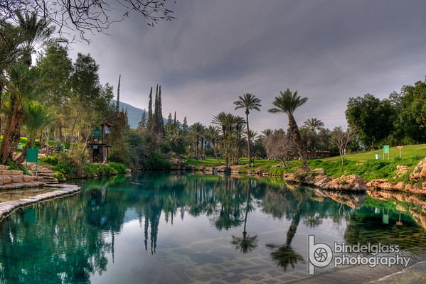 This is a natural spring called the Sachneh!