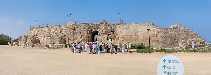 Teatro Romano<br /> Caesarea National Park - Haifa - Israel
