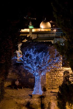 Festival of Light in Jerusalem