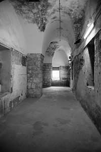 at the prison, near the break-in point of 1947
