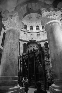 the tomb, and rotunda
