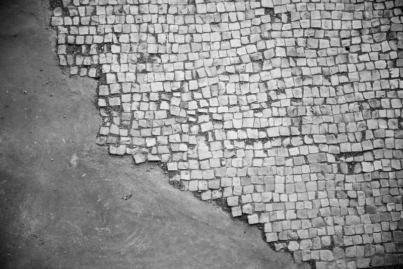 herodian era mosaic floor
