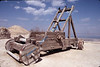 A catapult similar to what would have been used.