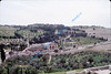 Mount of Olives ...most likely the Garden of Gethsemane in the foreground.