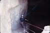 A large cistern at Masada.