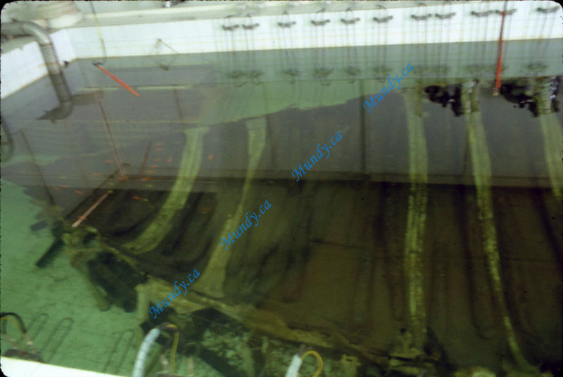 2,000+ year old boat found encased in the ground under the Sea of G.