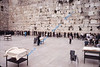 Men's side of the Western Wall