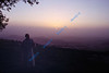 Sitting in total darkness on top of the Mount of Olives ... as the sun rises on Easter morning 1989.  My first Easter as a Christian.  How can you top that????