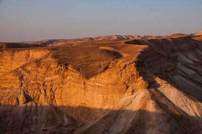 Ancient fortifications of Masada