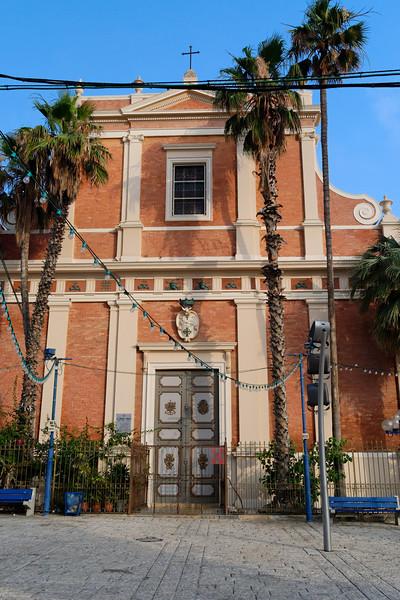 church of St. Peter - Jaffa - Tel Aviv