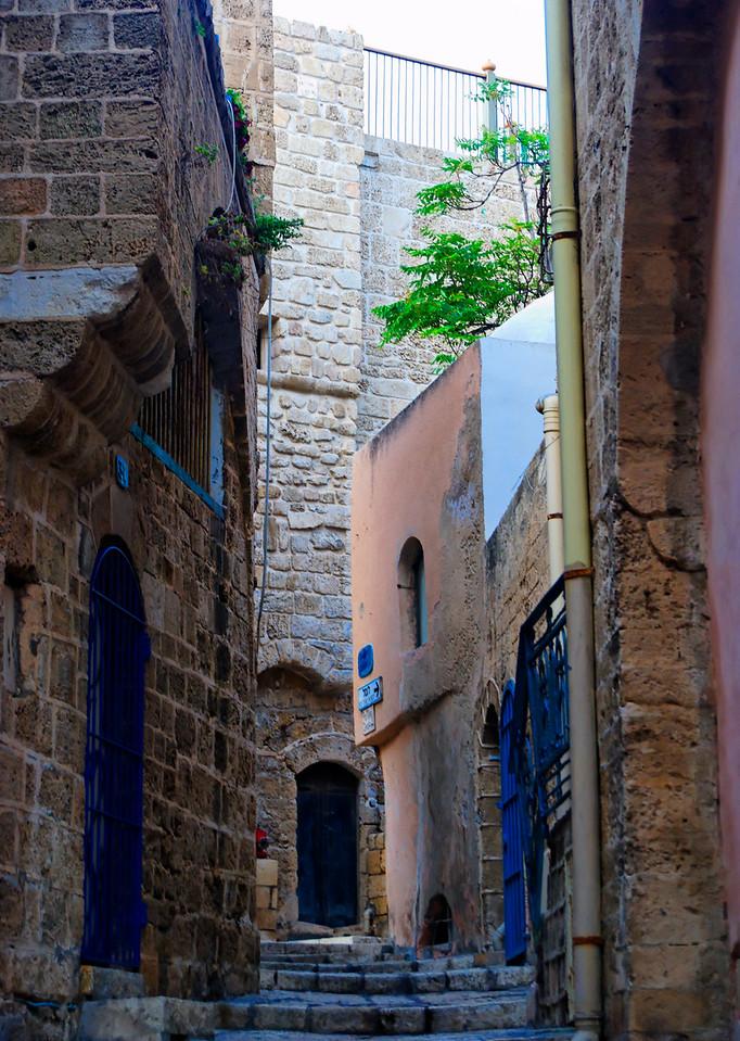 artistic' quarter - Jaffa - Tel Aviv